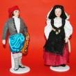 1 bambola in porcellana delle regioni d italia 02200 a