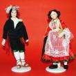 1 bambola in porcellana delle regioni d italia 02200 e