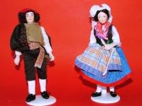 1 bambola in porcellana delle regioni d italia 02200 d