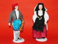 bambola in porcellana delle regioni d italia 02200 a