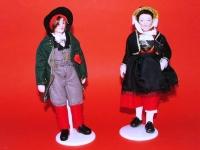 bambola in porcellana delle regioni d italia 02200 b