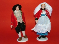 bambola in porcellana delle regioni d italia 02200 c