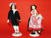 bambola in porcellana delle regioni d italia 02200 e