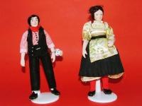 bambola in porcellana delle regioni d italia 02200 g