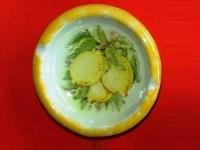 ceramica decoro limone 08138 08