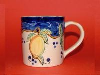 ceramica decoro limone 08140 12