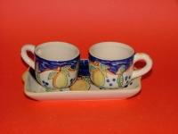 ceramica decoro limone 08140 18