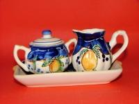 ceramica decoro limone 08140 19